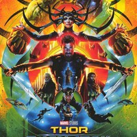 Thor: Ragnarok Movie Poster 24x36