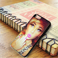Selfie Miley Cyrus iPhone 6 | iPhone 6S Case