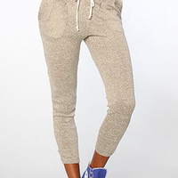 The Fox Hound Trouser Sweatpant in Heather Gray