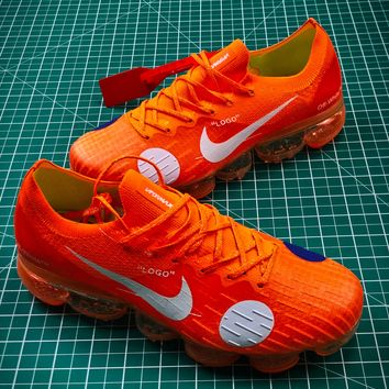 Off White X Nike Air Vapormax 84955810 Soccer Shoes - Best Online Sale