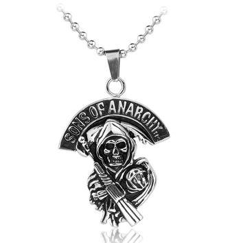 SOA Stainless Steel Necklace