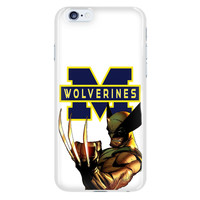 Michigan Wolverines Custom Designed Apple iPhone 6 Plus Cellphone Case