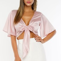 Tenley Top - Blush