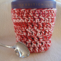 Ice Cream Cozy Red & Pink