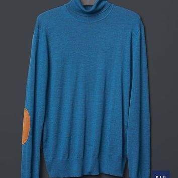+ GQ David Hart Turtleneck Sweater