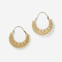 Indian Earrings | Chandelier, Hoop & Drop Earrings | Isharya