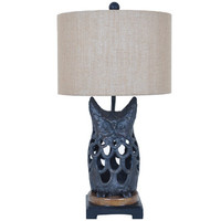 Crestview Night Owl Table Lamp