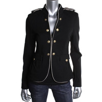 Sanctuary Clothing Womens Pone Double-Breasted Blazer