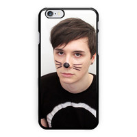 Dan Howell Youtuber Design iPhone 6 Case