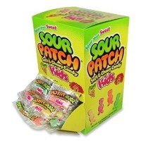 Sour Patch Kids, 240-Count Individually Wrapped: Amazon.com: Grocery & Gourmet Food