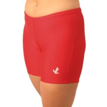 Red Women's Short Drywick trou : Race in JL