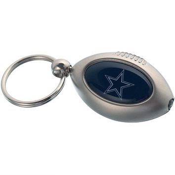 Dallas Cowboys - Football Flashlight Keychain