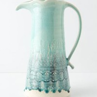 Old Havana Pitcher by Anthropologie