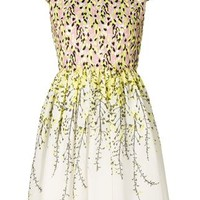 Giambattista Valli Printed Silk Dress - 20twelve - Farfetch.com