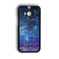 Ocean, Stars, Sky, And You HTC One M9 Case
