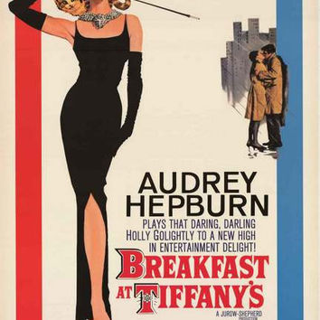 Breakfast at Tiffany's Movie Poster 24x36