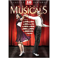 50 Classic Musicals DVD Set - Betty's Attic
