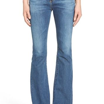 AG 'The Janis' High Rise Flare Jeans (14 Years Muir) | Nordstrom