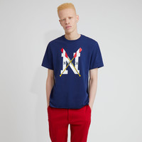 The Lil Yachty Collection by Nautica Crossed Oars Graphic T-Shirt