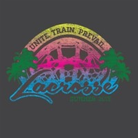 Lacrosse - Unite Train Prevail Summer 2015 Short Sleeve Tee