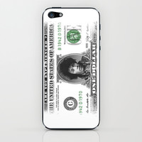 jimi hendrix_Are You Experienced ? iPhone & iPod Skin by mauro mondin