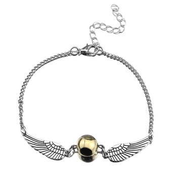2017 Hot Selling The MovieThe deathly hallows Harry Potter Bracelet