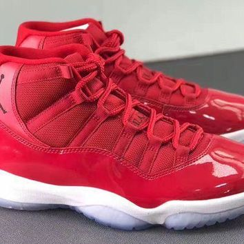 """Ready Stock"" Air Jordan 11 ¡°Gym Red¡± Sneaker"