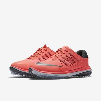 The Nike Lunar Control Vapor Women's Golf Shoe.