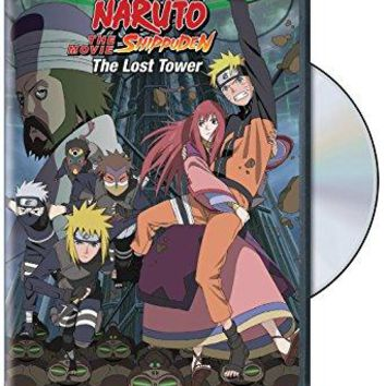 Various - Naruto Shippuden: The Movie - The Lost Tower