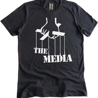 The Media Godfather Premium Dual Blend T-Shirt