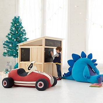 Grandest Prix Plush Speedster (Limited Edition) in Dolls & Stuffed Animals | The Land of Nod