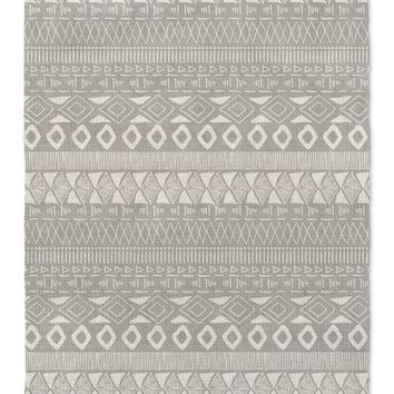 ADOBE IN GREY Area Rug By Becky Bailey