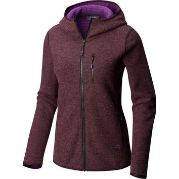 Hatcher Full-Zip Hooded Jacket - Women's
