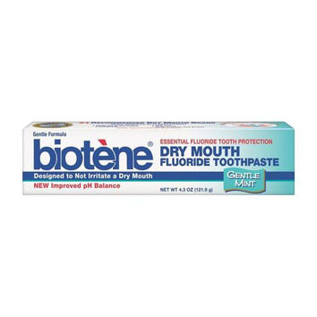 Biotene Dental Toothpaste Dry Mouth Gentle Mint (1x4.3 Oz)