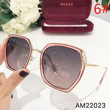 GUCCI Fashion New Polarized Couple Sunscreen Travel Eyeglasses Glasses