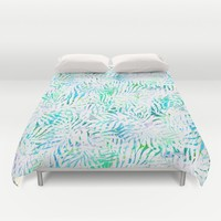 Tropical II Duvet Cover by Susanna Nousiainen
