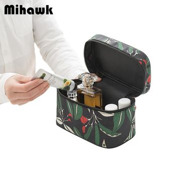 Big Travel Cosmetic Bag Case Functional Makeup Vanity Box Beautician Necessarie Toiletry Kit Organizer Accessories Supplies