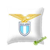Ss Lazio Original Logo  Square Pillow Cover
