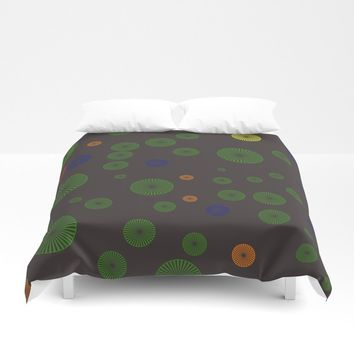 Yes Duvet Cover by netzauge