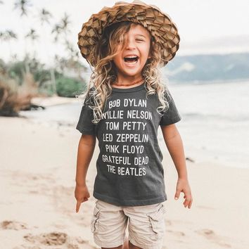 Legends Organic Kids Tee