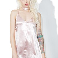 Tickle Me Slip Dress