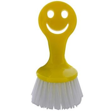 Smiley Face Dish Brush ( Case of 18 )