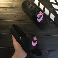 """NIKE"" Women Fashion Slipper Shoes"