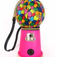 BETSEY JOHNSON Gumball Machine Purse
