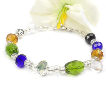 Irish Blessing Bracelet