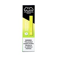 Puff Bar Disposable Pod Device Sour Apple