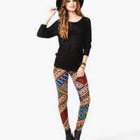 Tribal Inspired Leggings
