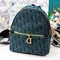 DIOR New fashion more letter mini backpack bag women