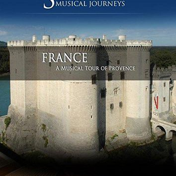 Claude Debussy & Maurice Ravel & Adriano-Naxos Scenic Musical Journeys France A Musical Tour of Provence