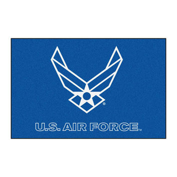 US Air Force Starter Floor Mat (20x30)